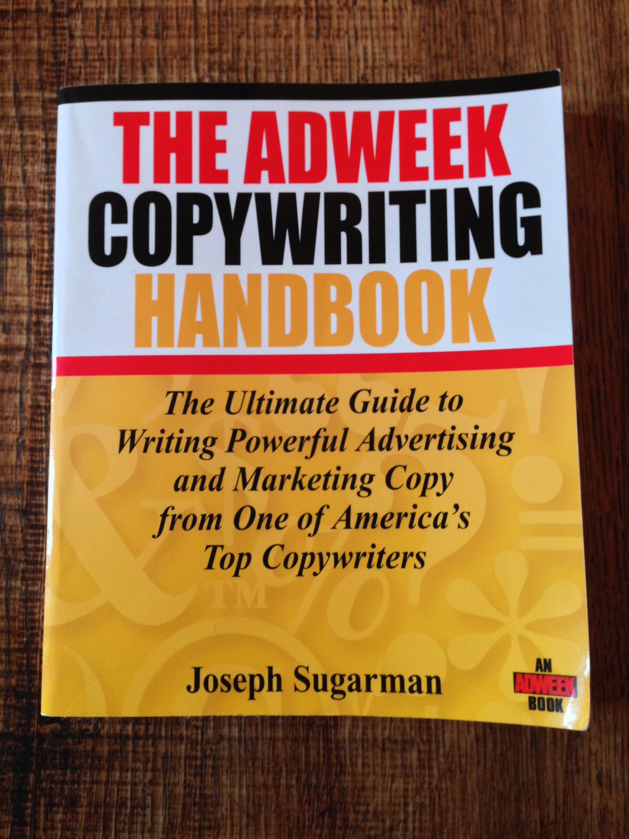 The AdWeek Copywriting Handbook_Copy Dojo