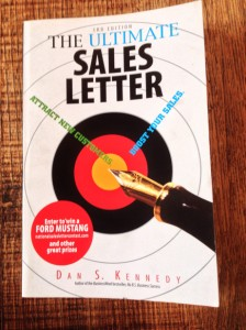 The Ultimate Sales Letter Dan Kennedy