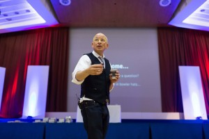 Seth Godin London - photo by Rajesh Taylor